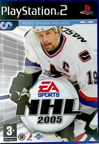 NHL 2005, Playstation PS2