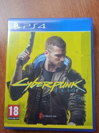 Cyberpunk 2077 Pal España Edición cartón Ps4
