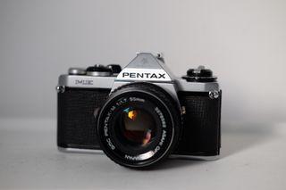 Pentax ME + SMC 50mm F1.7