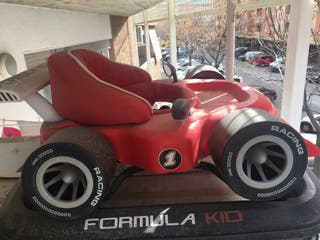 Tacatá original coche Ferrari