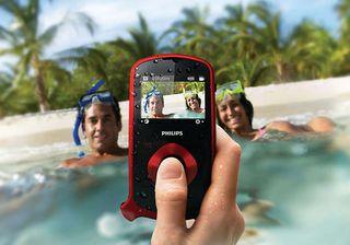Video camara Phillips Esee. Nueva. HDMI.