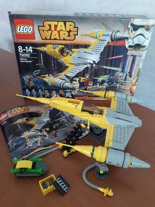 lego star Wars 75092. Naboo Starfighter.