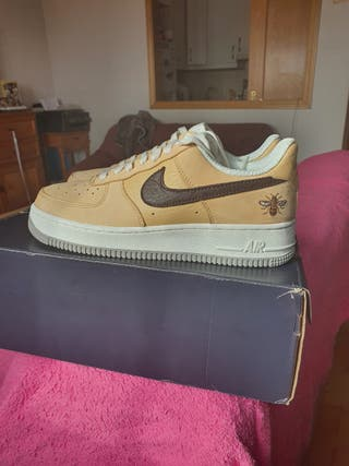 """deportivas nike air force 1 """"manchester bee"""""""