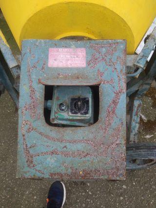 hormigonera eléctrica 220v
