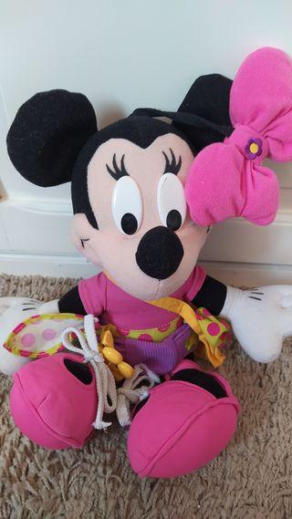 Muñeca, peluche, Minnie Mouse Aprendizaje