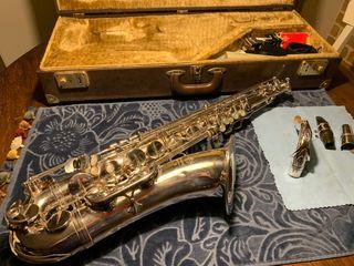 Saxo tenor marca selmer