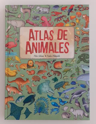 """Atlas de animales"""