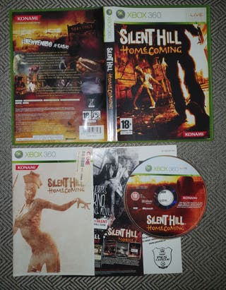 SILENT HILL HOMECOMING - XBOX 360