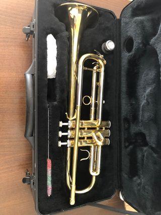 Trompeta sib player