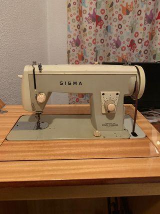 máquina de coser sigma