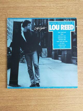 Lou Reed - City lights Lp vinilo