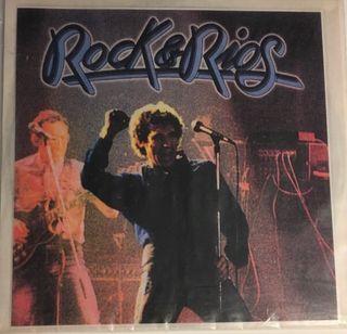 MIGUEL RIOS Rock&Rios 2 Discos Vinilos 2 LP
