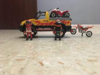 Muñecos playmobil sin usar