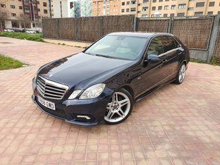 Mercedes-Benz E220 CDI 170CV AMG 2010