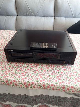 Reproductor cd hifi Sony 338esd