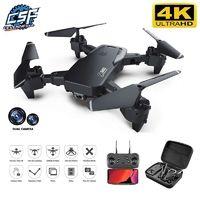 Dron profesional 4k con cámara gran angular HD