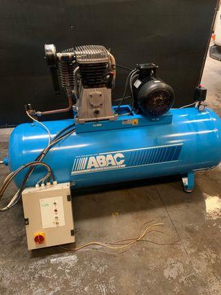 Compresor 500L INDUSTRIAL