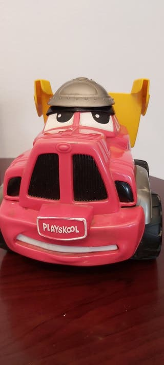 CAMION PEPOTE PLAYSCOOL