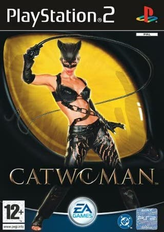 Catwoman, Playstation Ps2