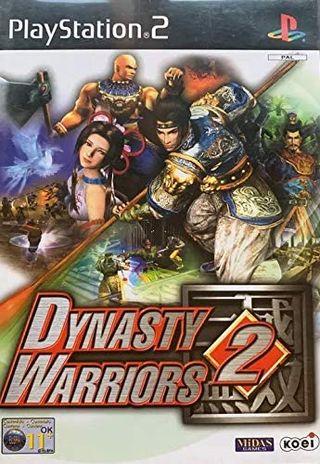 Dynasty Warriors 2, Playstation PS2