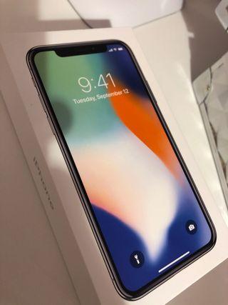 IPhone X venta urgente