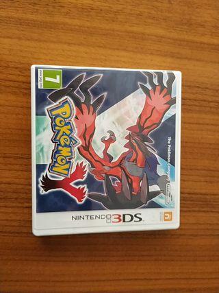 Pokemon Y para Nintendo 3DS