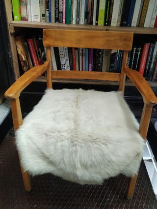 sillón danés antiguo