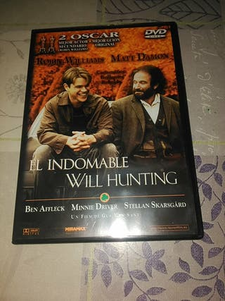 El Indomable WILL HUNTING.