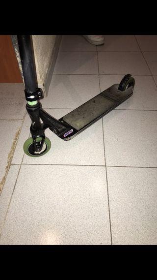 Tabla scooter blunt
