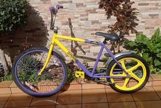 bicicleta fixie/urbana custom