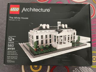 Lego Architecture 21006 The White House. Año 2010