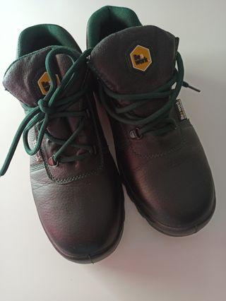 zapatos de seguridad con punta de acero unisex
