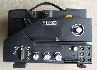 Proyector Sankyo Super8 Sound 501