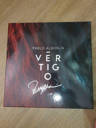pablo alboran edicion deluxe álbum vertigo