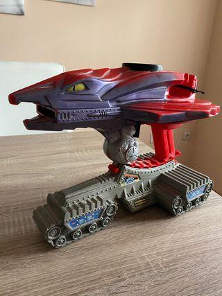 MOTU - Destructor Lanzadiscos