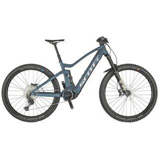 Bicicleta montaña eléctrica SCOTT GENIUS eRIDE 920