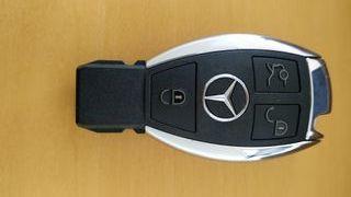 Llave Mercedes