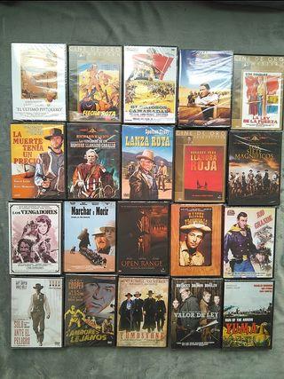 DVD Cine del Oeste II precintados