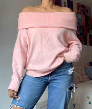 Jersey rosa - talla M