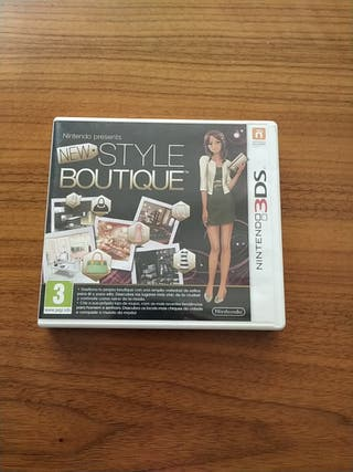 New Style Boutique para Nintendo 3DS
