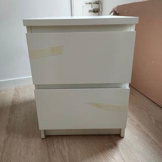 Cajonera Ikea modelo Malm