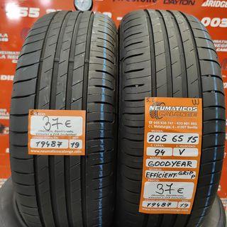 Neumaticos 205 65 15 94V Goodyear. Ref 19487