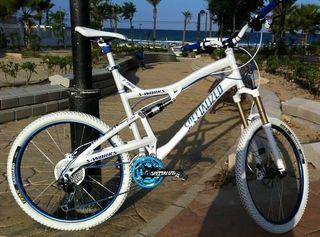 Bicicleta Talla XL