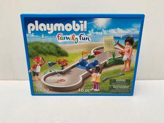 Playmobil 70092: Mini Golf