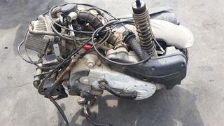 motor Piaggio zip 4 tiempos