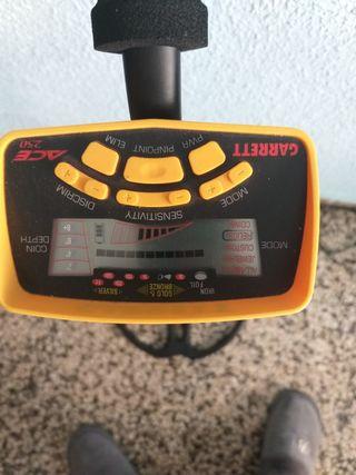 Detector metales GARRET 250