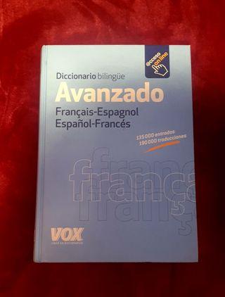 Diccionarios Inglés, Francés y Español Vox