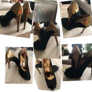 Zapatos tacon alto marca Guess