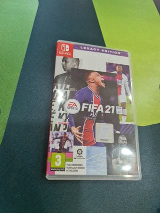Nintendo Switch FIFA 21 OFERTA