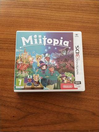 Miitopia para Nintendo 3DS